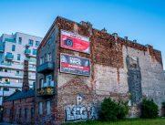 Najstarsza piekarnia mechaniczna w Warszawie, ul. Szwedzka, Praga